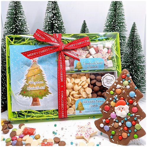 Make Your Own Chocolate Tree Kit