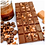 Thumbnail: Ginormous Thanks! Chocolate Fudge & Caramel Brownie