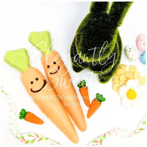 Easter Popping Candy Carrots