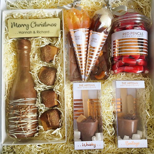 Adults Christmas Hamper - Refill Pack
