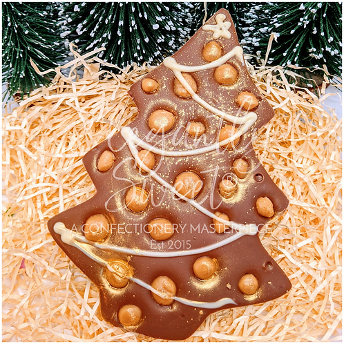 Festive Fudge Tree