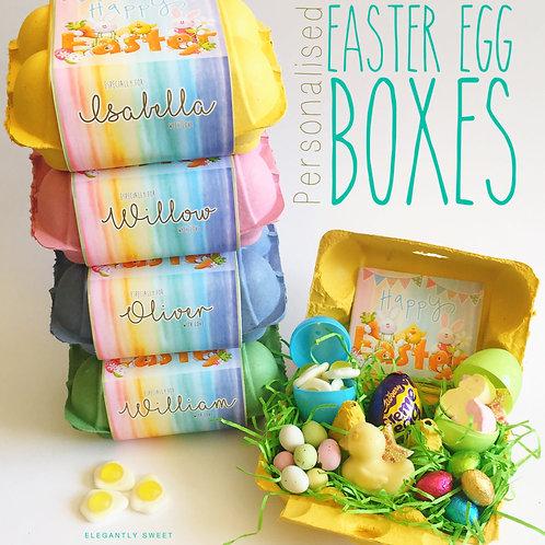 Creme Egg Box