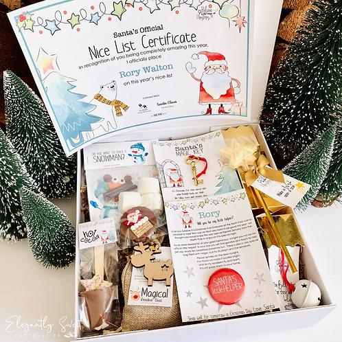 Luxury Christmas Eve Box