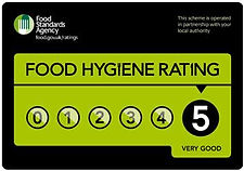 Foo Hygiene Rating