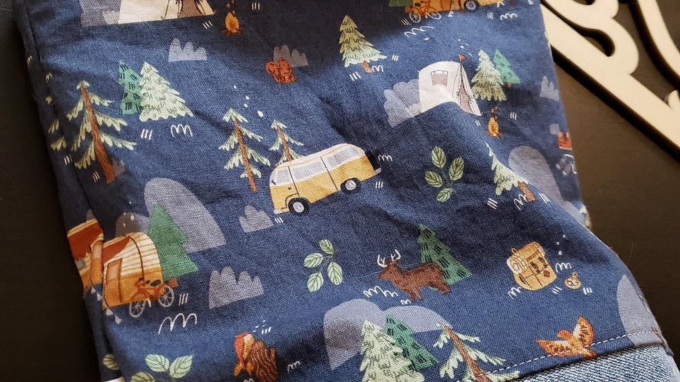 Poubelle auto *camping*