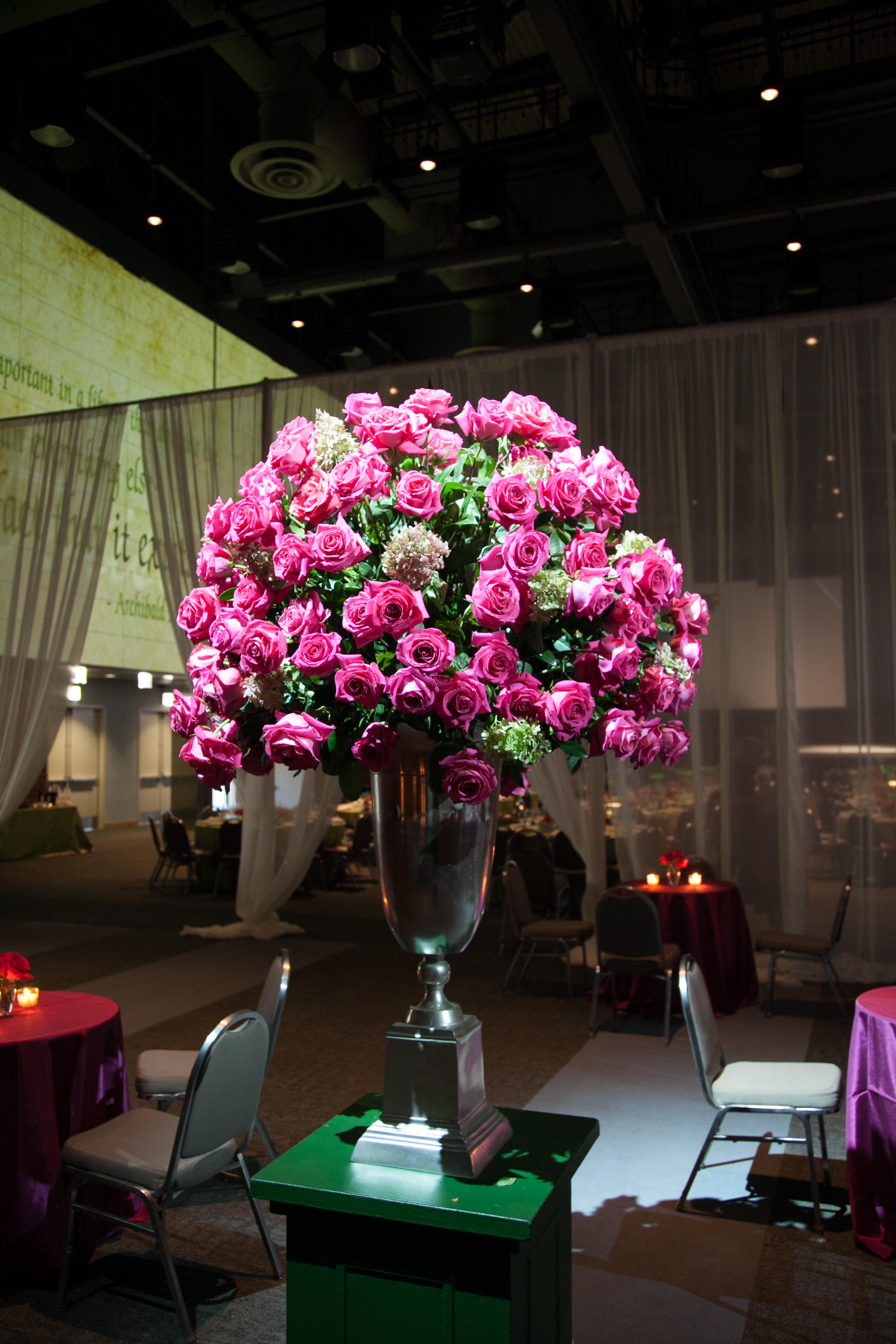 floral focal