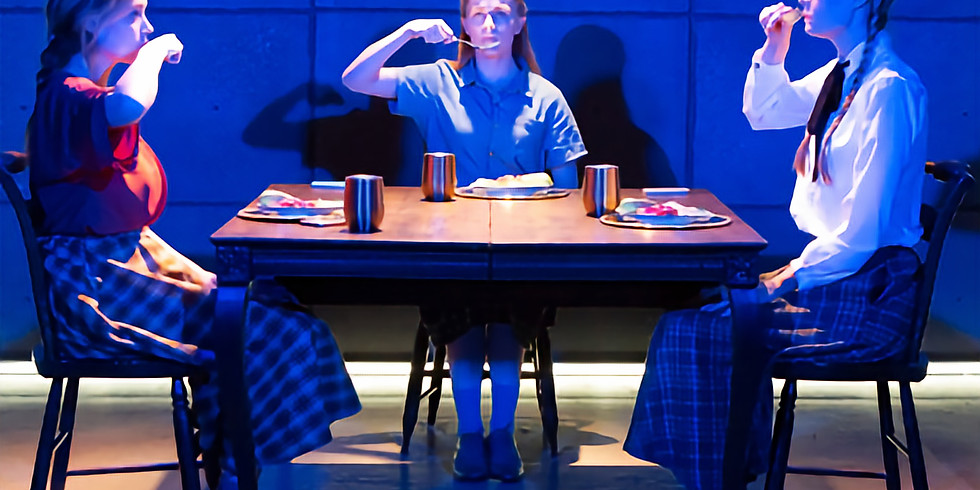 North Shore Center for the Performing Arts presents Hitler's Tasters