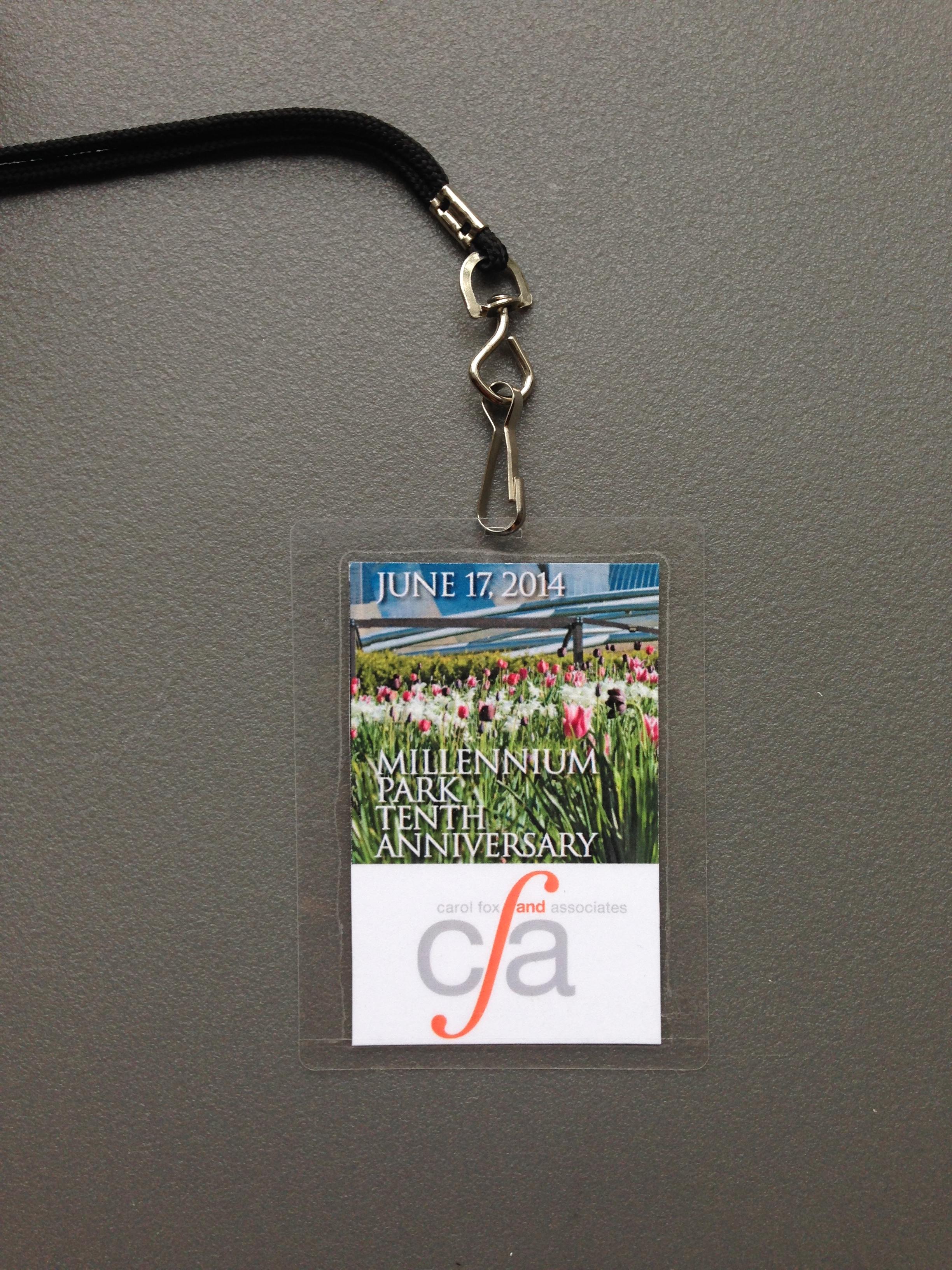 MPF associate badges