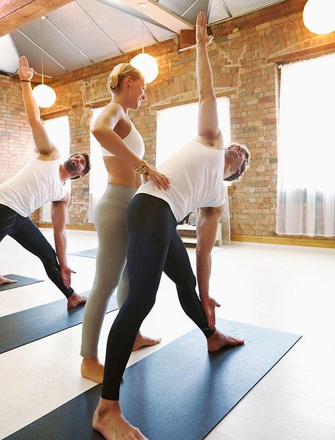 Alongamento e Flexibilidade com Yoga