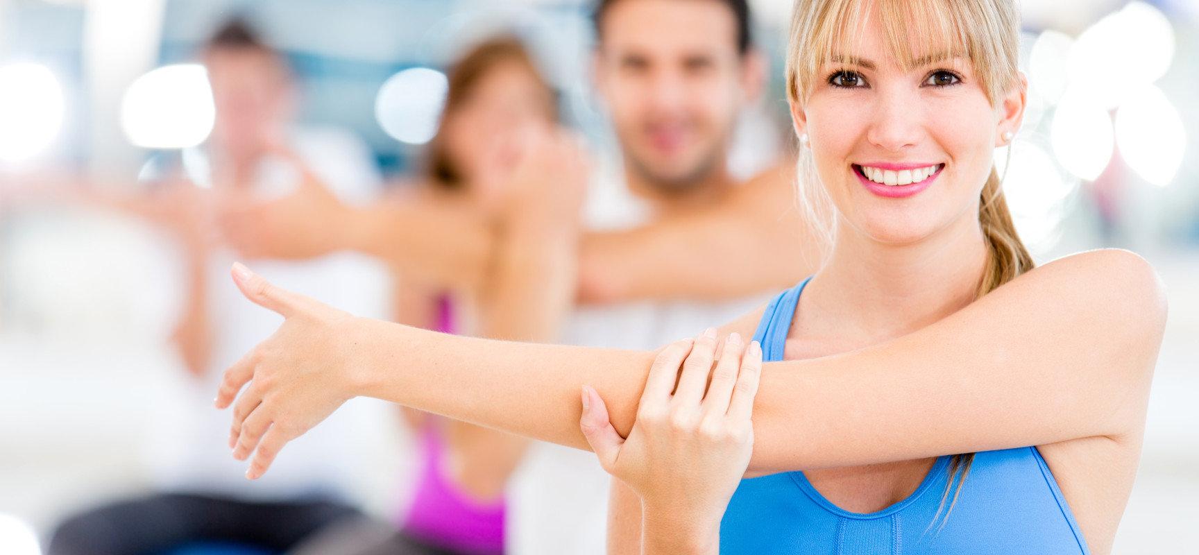 Aula de Yoga