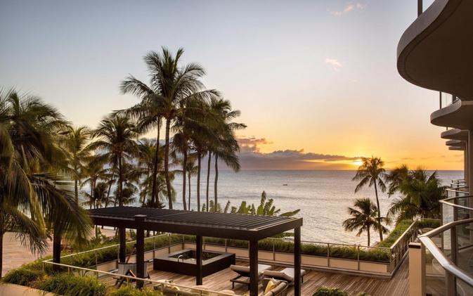 Westin, Maui