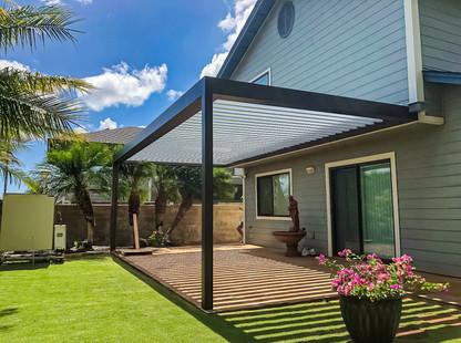 Louvered Roofs Installation Hawaii | Ecoshade