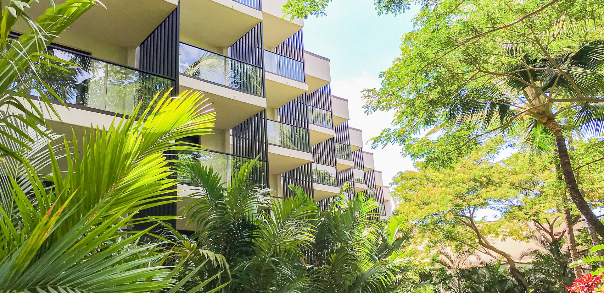 Building Facades Services Hawwai | EcoShade