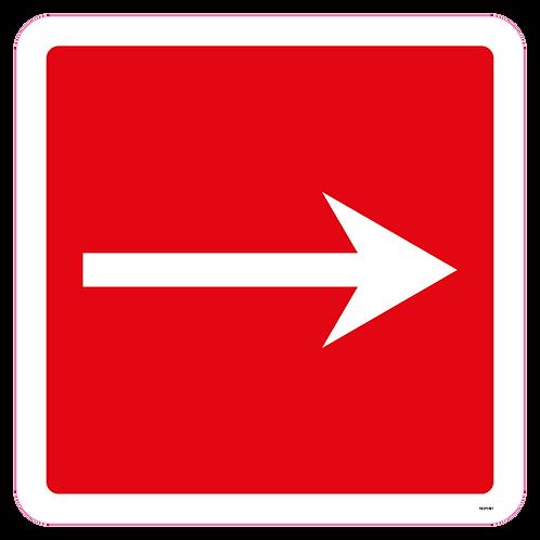 Fire Arrow Right