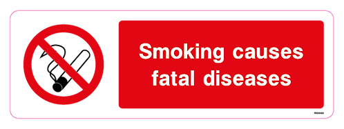 Smoking causes fatal diseases