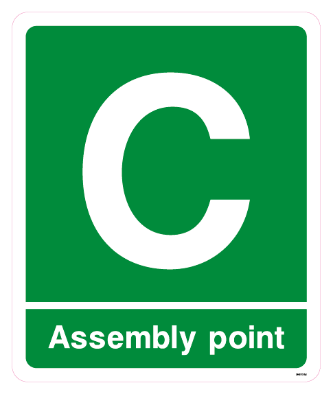 Assembly point C