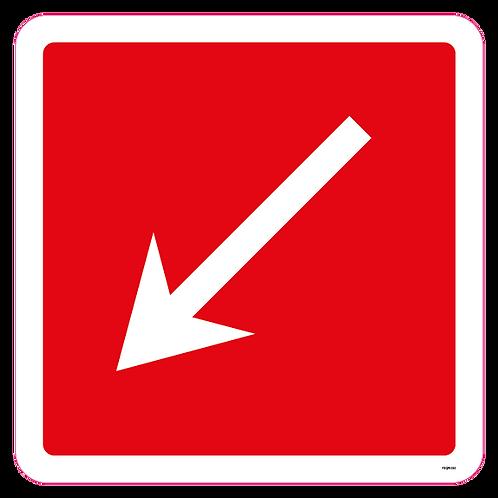 Fire Arrow Down