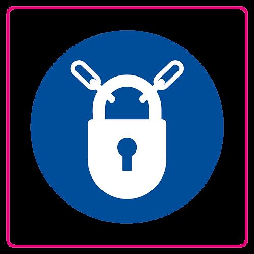 Keep locked