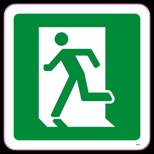 Exit Man Left
