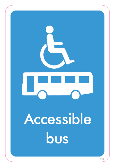 Accessible bus