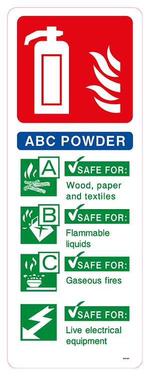 Fire ABC POWDER