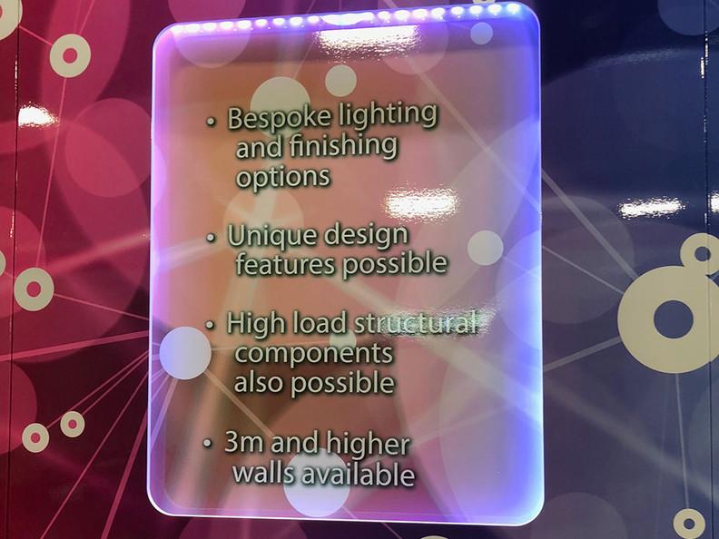 V-Line System LED insert