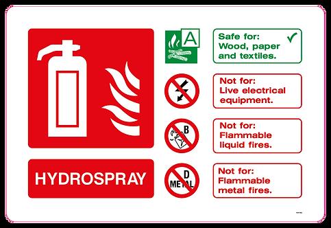 Fire HYDROSPRAY