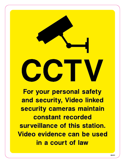CCTV - For your personal safety and security, Video linked security cameras main