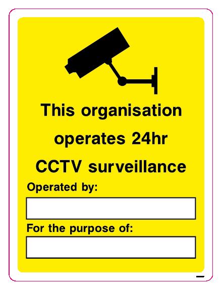 This organisation operates CCTV surveillance