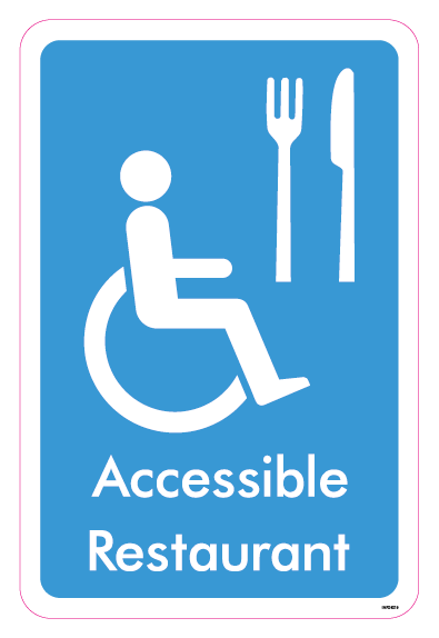 Accessible Restaurant