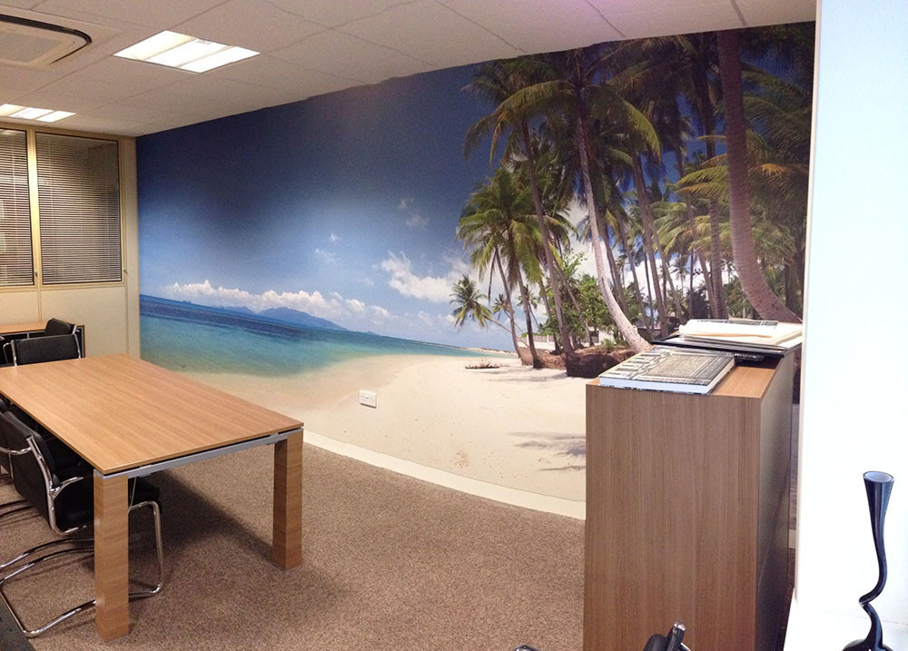Bespoke wall papers
