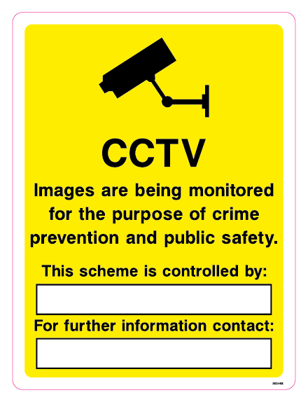 CCTV - Images are being monitored for the purpose of crime prevention and public