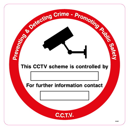Preventing & Detecting Crime - Promoting Public Safety - CCTV