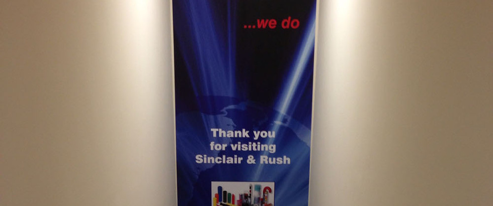 Branded wall covering