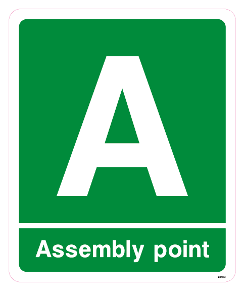 Assembly point A