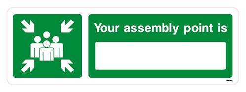 Your assembly point is