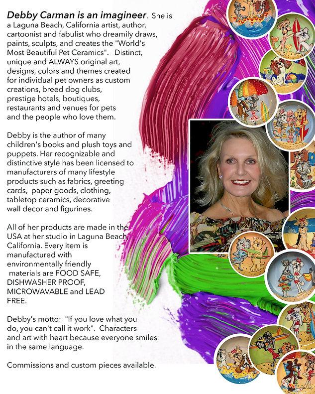 Debby Carman Biography