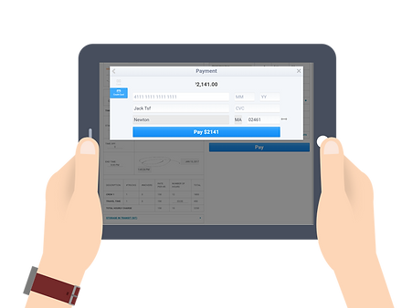 moving software online payments
