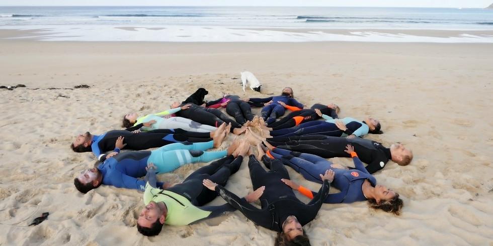 Neuroyoga® SURF, SOLEIL et élément EAU , Vamos a la playa :)