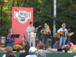 BC and Friends at John C Campbell Festival.JPG