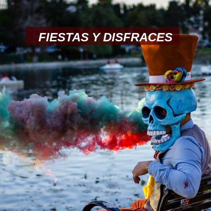 Fiestas y Disfraces