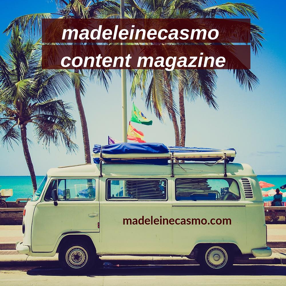 madeleinecasmo.com