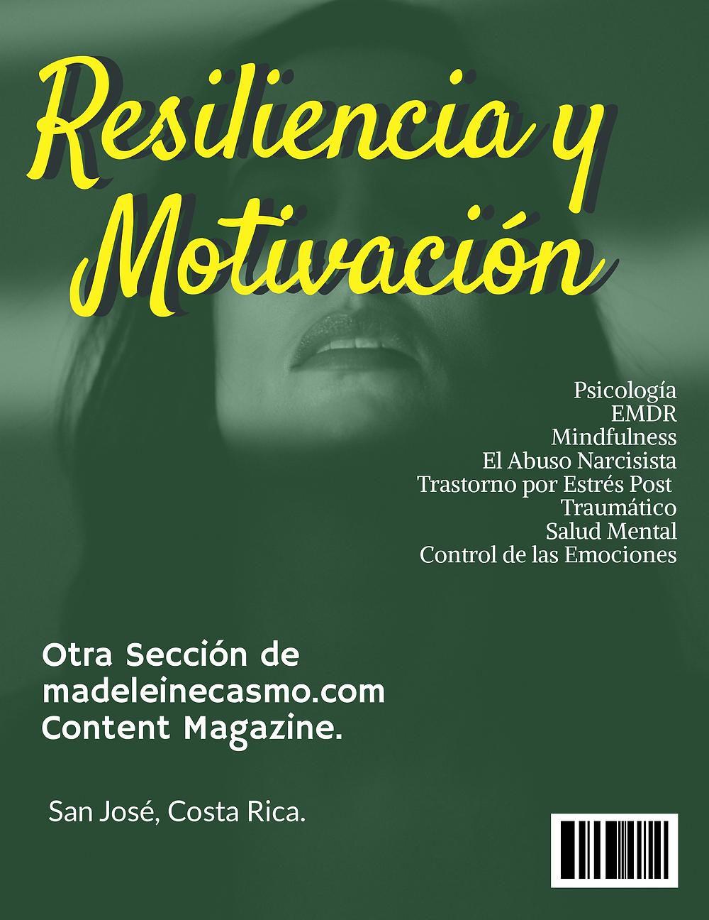 Sección: Resiliencia y Motivación
