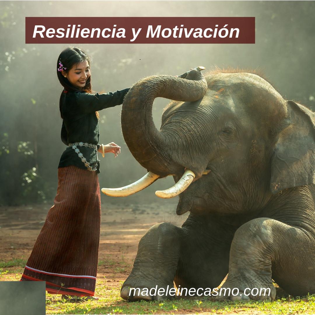 Tablero sobre Resiliencia y Motivación-P