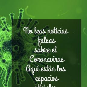 Los Enlaces Oficiales sobre la Pandemia Covid-19