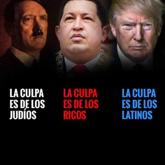 socialismo, hitler, chávez, trump