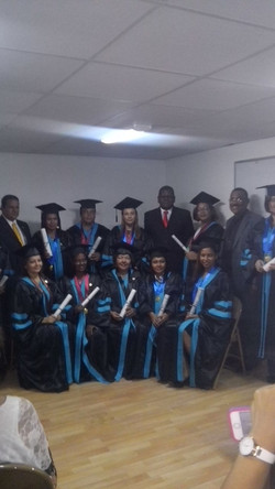 4ta Graduación UNIEDPA 2014.