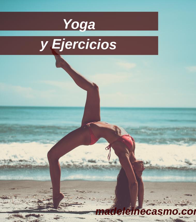 Yoga y Ejercicios