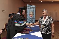 II Graduación UNIEDPA 2014