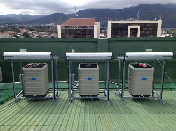 Tanques solares